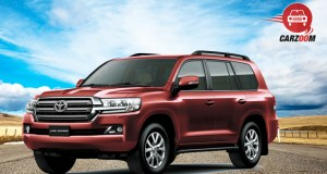 Toyota Land Cruiser 200 Facelift