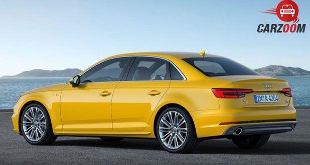 2016 Audi A4 Exterior View
