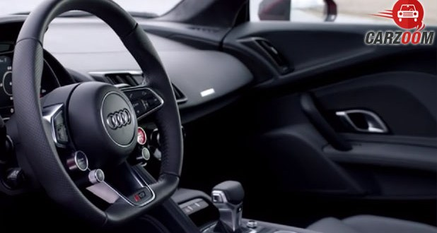 Audi R8 V10 Plus Sterring