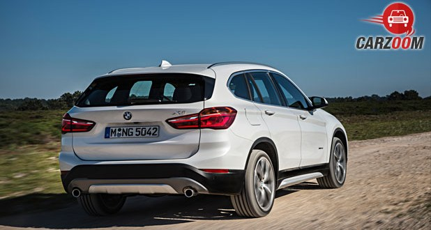 2016 BMW X1 Back View