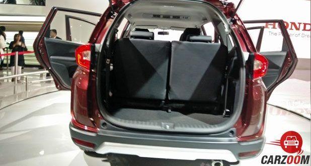Honda BR-V Back View