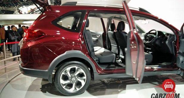 Honda BR-V Interior View