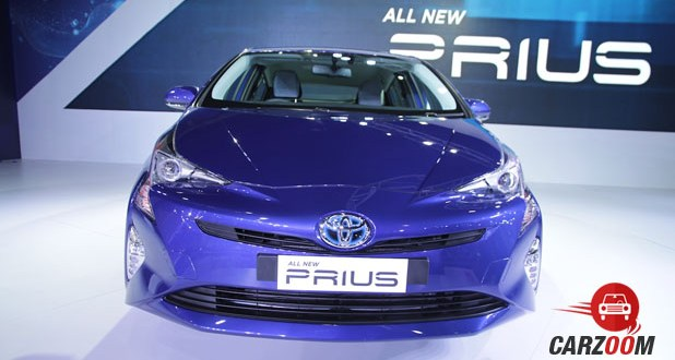 Toyota Prius Front View