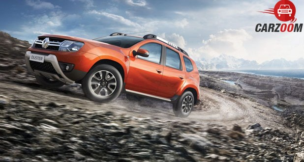 New Renault Duster Exterior