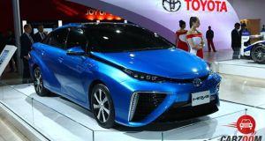 Toyota Mirai Exterior