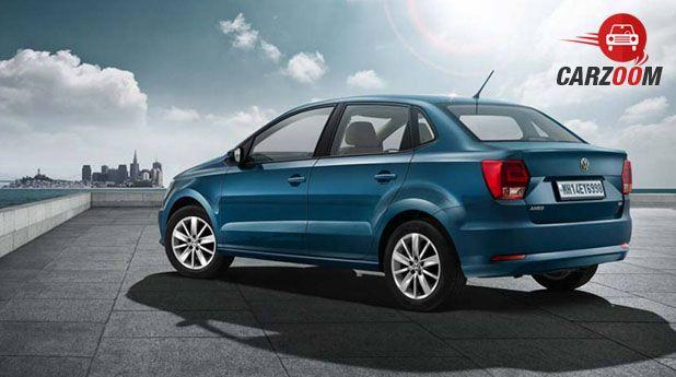 Volkswagen Ameo Back