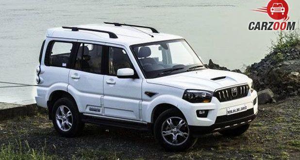 Mahindra Scorpio Intelli Hybrid Side View