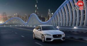 Jaguar XF Front