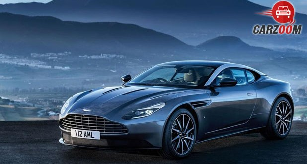 Aston Martin DB11 View