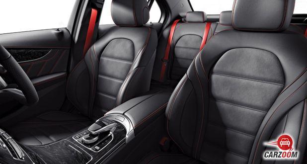 Mercedes-AMG-C43-seat