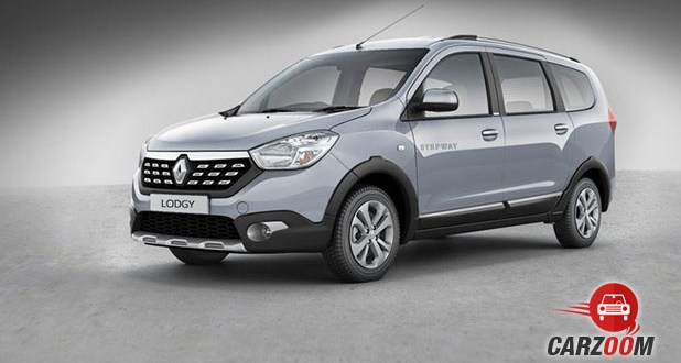 Renault Lodgy Stepway Side View