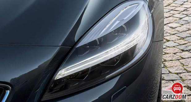 volvo-v40 headlights