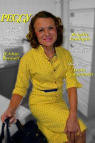 affiche vierge spectacle PEGGY