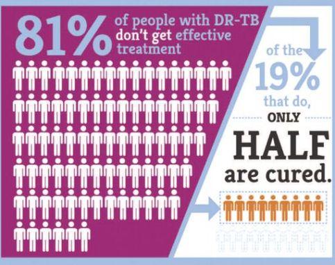 Eradication de la tuberculose : un enjeu majeur