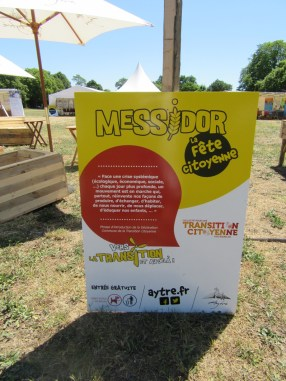 Le Collectif Actions Solidaires était à Messidor !