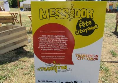 Le Collectif Actions Solidaires était à Messidor !