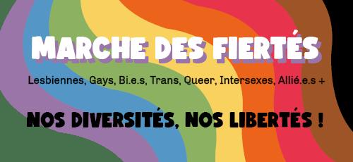 Retour sur la 1e Marche des fiertés de La Rochelle 2021