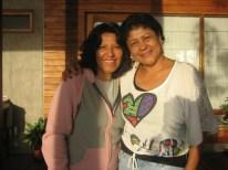 Luisa and Helen