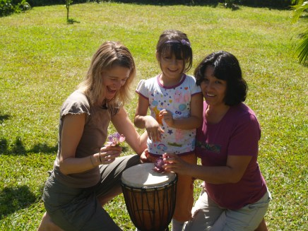 Drum Circle!