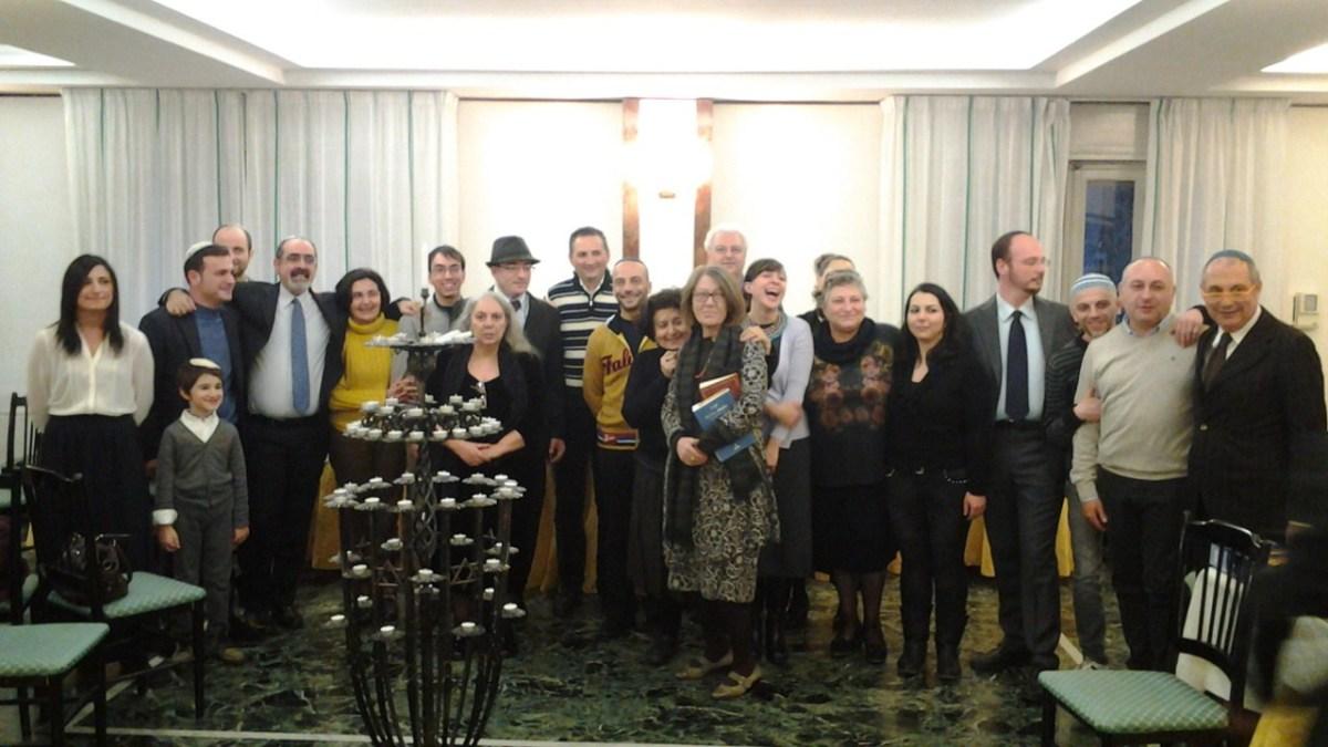 Palermos recibe a los Bnei Anusim italianos para un Shabatón patrocinado por Shavei Israel