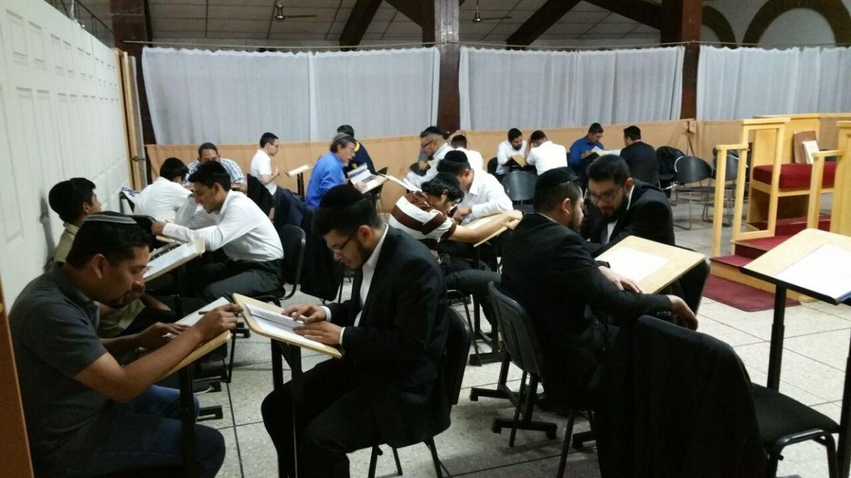 Un nuevo Beit Midrash en El Salvador