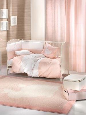 σετ προικας bebe saint clair lapin pink