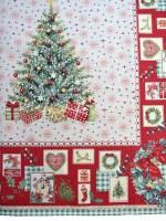 χριστουγεννιάτικη-τραβερσα-στοφα-ισπανιας-lurex-illusion