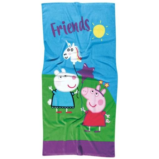 Πετσέτα θαλάσσης NICKELODEON 70x140 Peppa Pig