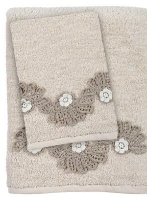 Πετσέτες σετ 3 τεμάχια DAS HOME Daily 0406