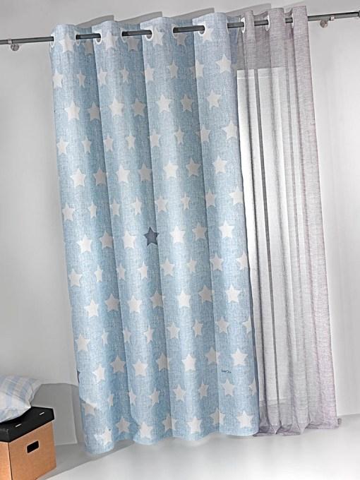 κουρτινα-παιδικη-160×240-saint-clair-soft-touch-pirineo-blue-2