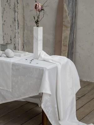 Τραπεζομάντηλο μακρόστενο 165x310 NIMA Ambrosia Off White