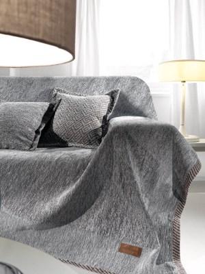 Ριχτάρια καναπέ GUY LAROCHE Piquet Grey