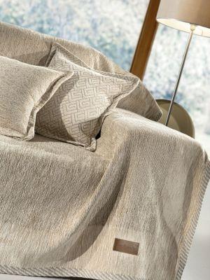 Ριχτάρια καναπέ GUY LAROCHE Piquet Sand
