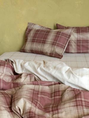 Σεντόνια Μονά Σετ Flannel 170x260 NIMA Devin