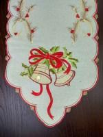 τραβέρσα-χριστουγεννιάτικη-λινή-Viscose-45χ180-με-κέντημα-1707-2