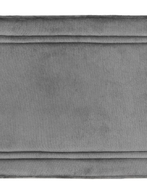Χαλιά Σετ 3 τεμαχίων Guy Laroche Softy Charcoal