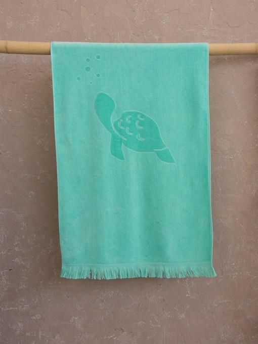 πετσέτα-θαλάσσης-jacquard-παιδική-70×140-nima-mermaids-2