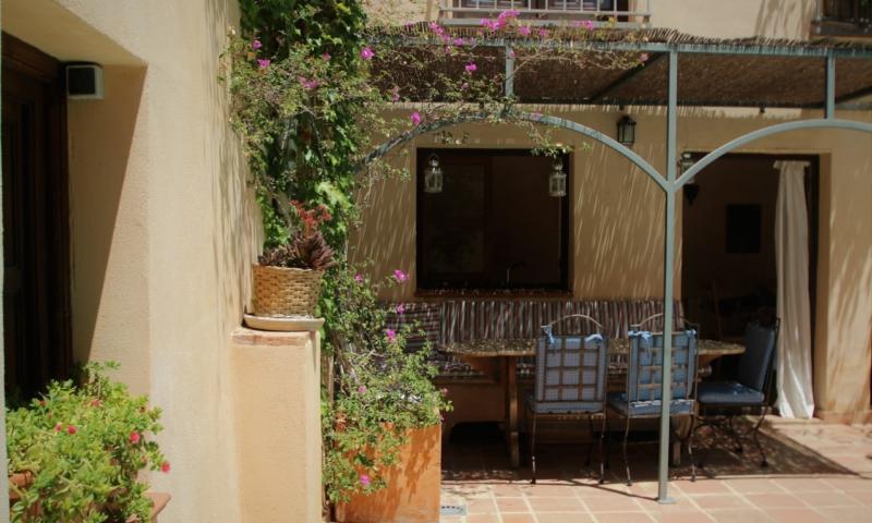 luxe bed and breakfast casa del patio
