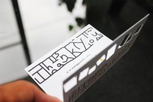 設計事務所 スタジオ・カーサ メッセージカード 手作り