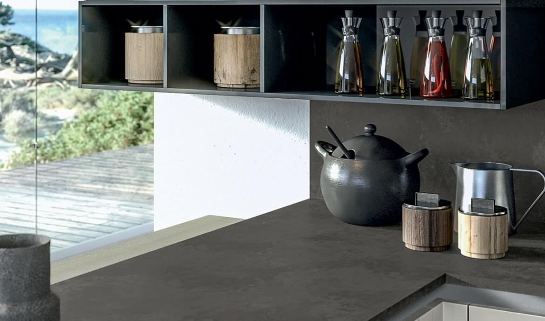 Modern Kitchen Arredo3 Round Model 03 - 04