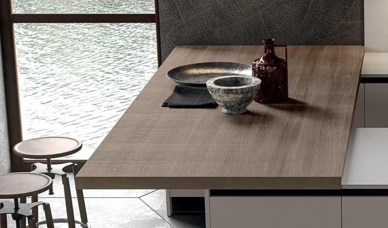 Modern Kitchen Arredo3 Round Model 05 - 04