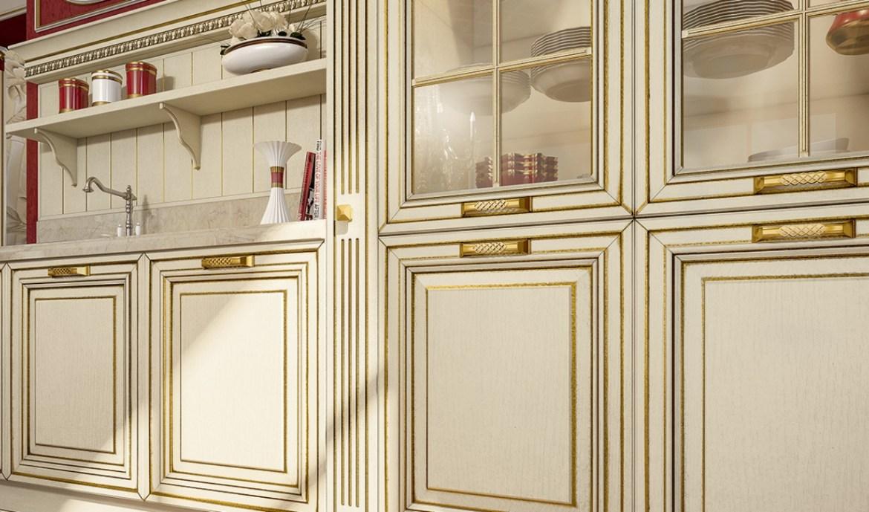 Classic Kitchen Arredo3 Viktoria Model 02 - 05
