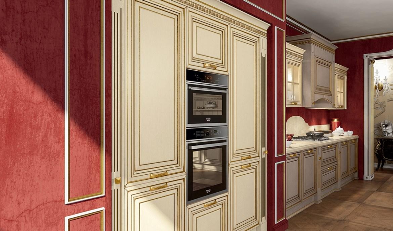 Classic Kitchen Arredo3 Viktoria Model 02 - 06