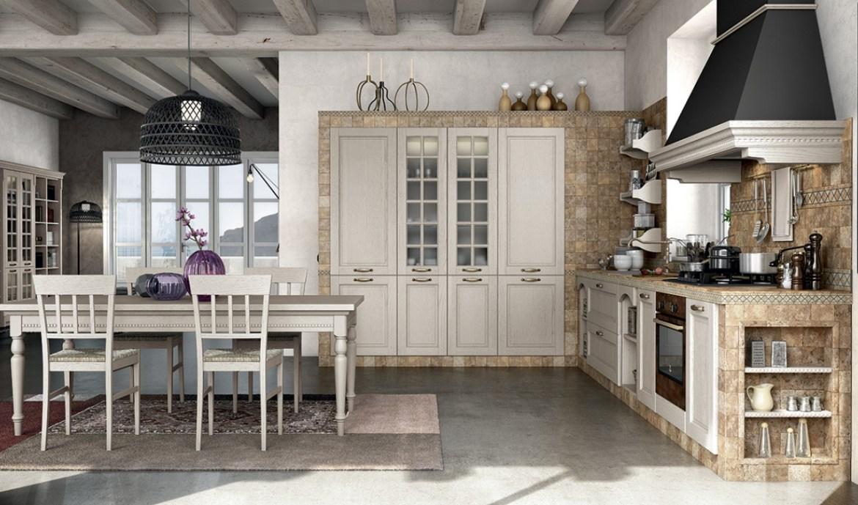 Classic Kitchen Arredo3 Virginia Model 05 - 03