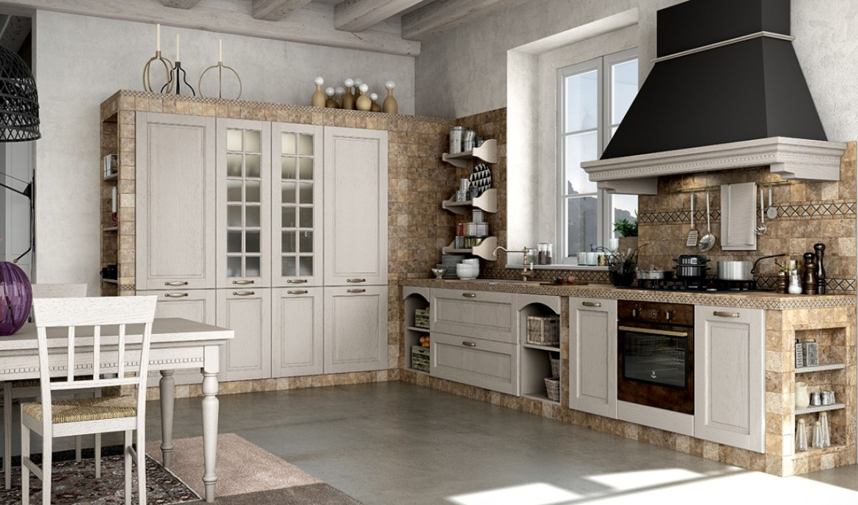 Classic Kitchen Arredo3 Virginia Model 05 - 04