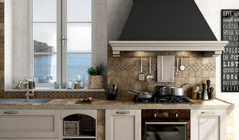 Classic Kitchen Arredo3 Virginia Model 05 - 05
