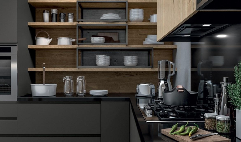 Modern Kitchen Arredo3 Wega Model 02 - 03
