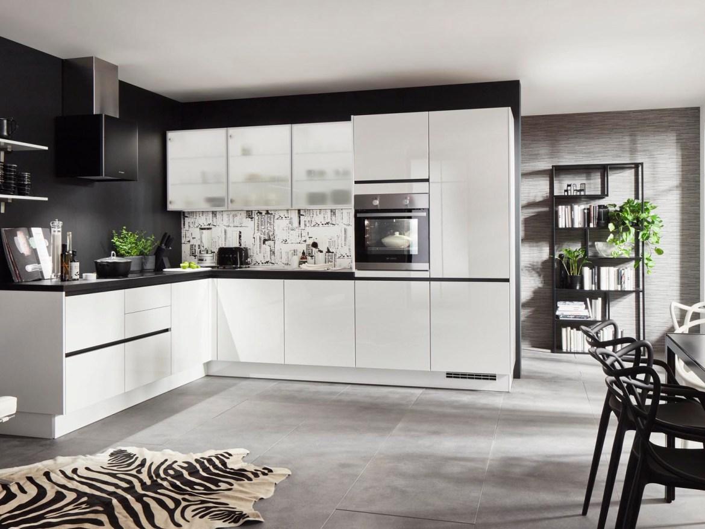 Modern Kitchen Küchentime Flash 503