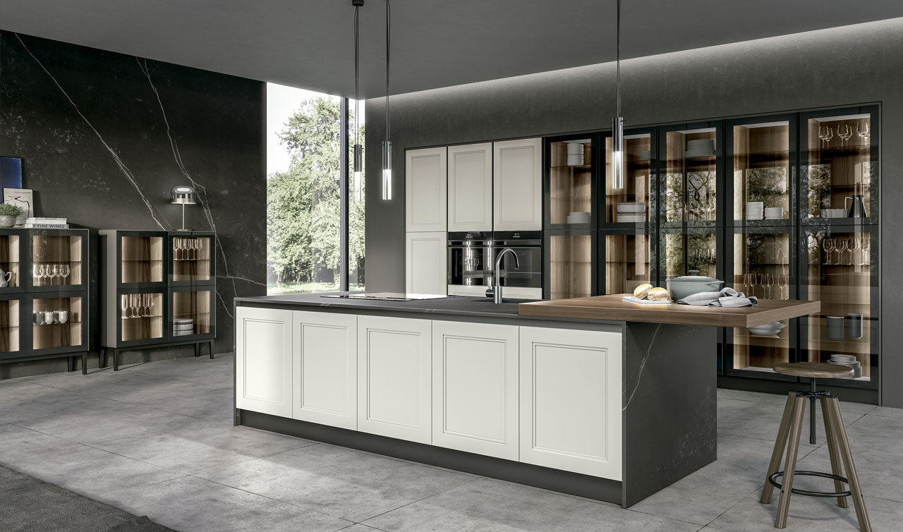 Casa Interior Catalog Arredo3 Modern Kitchen Meg