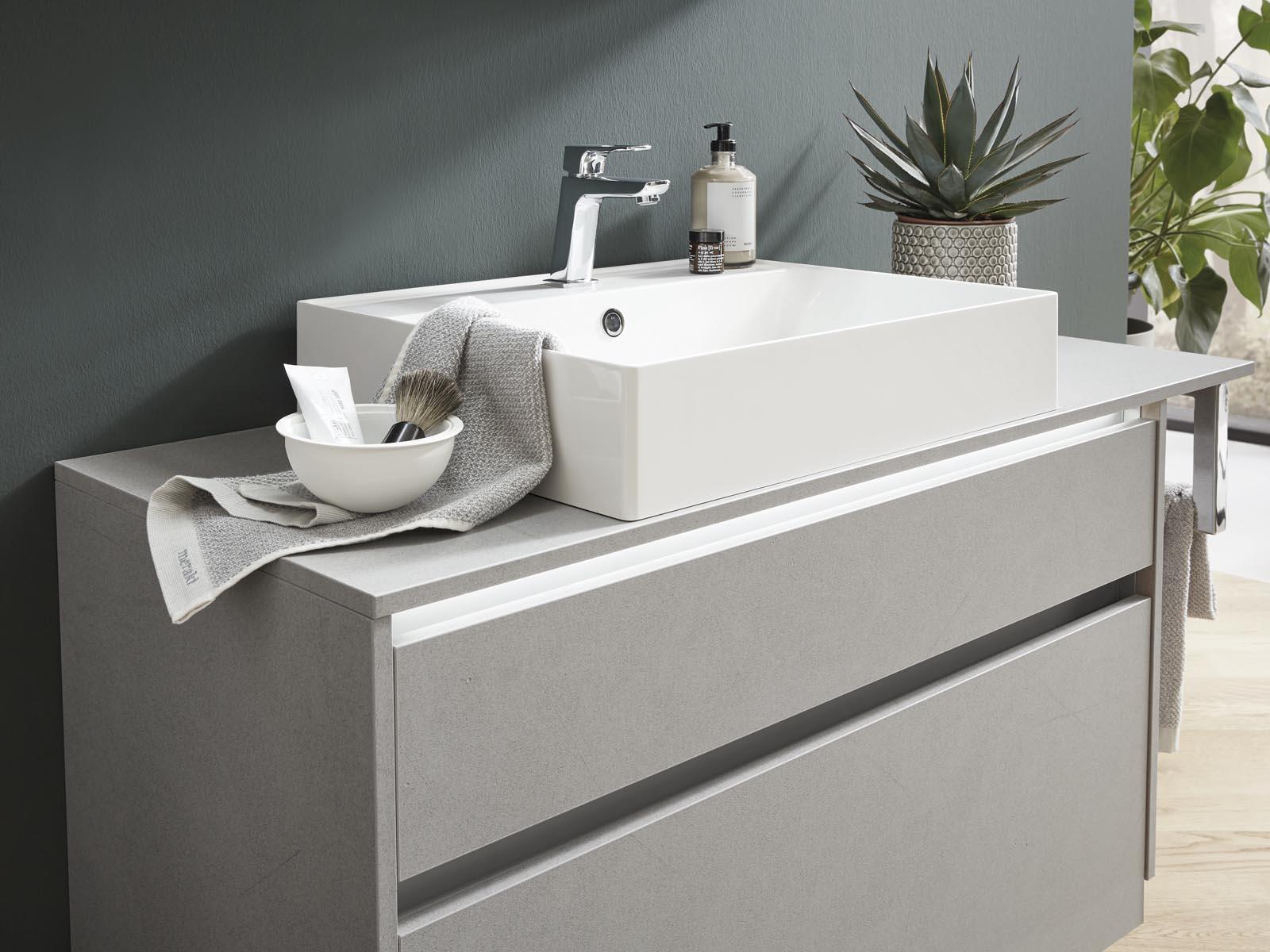 Küchentime Cemento 803 - Bathroom